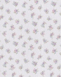 Clarissa Purple Small Floral Toss by  Mirage