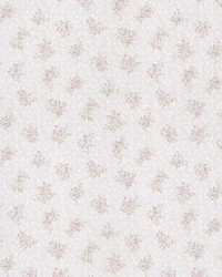 Clarissa Lavender Small Floral Toss by  Mirage