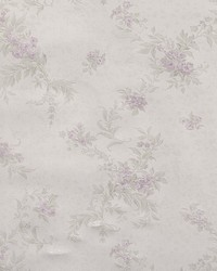 Cecilia Lavender Botanical Satin by  Mirage