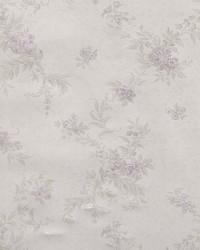 Cecilia Lavender Botanical Satin by