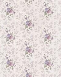 Emmeline Lavender Satin Rose by