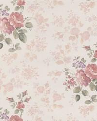 Emmeline Pink Satin Rose by