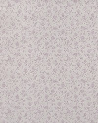 Rosalind Purple Satin Floral Toss by