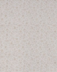 Rosalind Taupe Satin Floral Toss by  Mirage