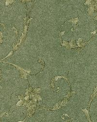 Elysium Green Grape Scroll by