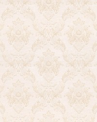 Vincent Pearl Damask Silk by