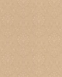 MLady Beige Silk Damask  by