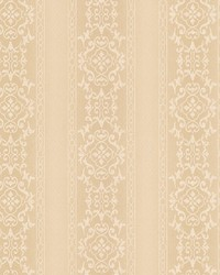 Camden Beige Ornate Stripe by
