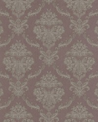 Westminster Mauve Damask by