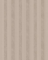 Kingsbury Taupe Satin Stripe by