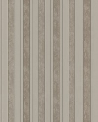Kingsbury Silver Satin Stripe by