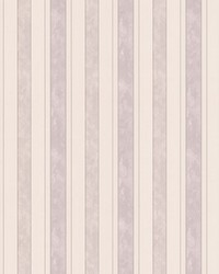 Kingsbury Mauve Satin Stripe by