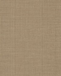 Breeze Brass Woven Texture by  Brewster Wallcovering