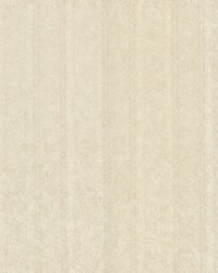 Ala Beige Embossed Stripe Texture by  Brewster Wallcovering