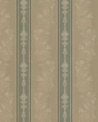 Abraham Green Embellished Stripe by