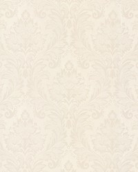Mercutio Cream Damask by