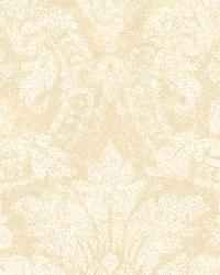 Cynthia Rose Distressed Damask Wallpaper by