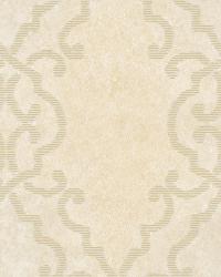 Bernaud Cream Persian Diamond Wallpaper by