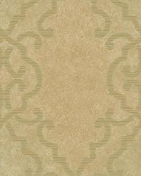 Bernaud Gold Persian Diamond Wallpaper by