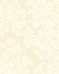 Illume Rose Damask Wallpaper by