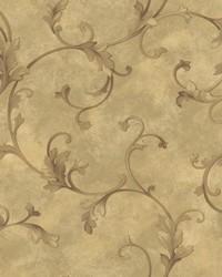 Autumn Breeze Mint Faux Grasscloth by