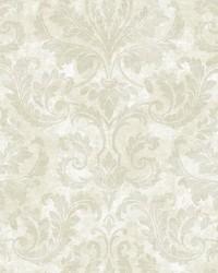Autumn Breeze Lavender Faux Grasscloth by
