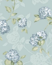 Arbor Rose Grey Floral Trail by