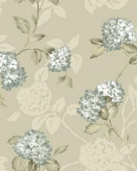 Voluta Cream Acanthus Scroll by