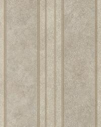Giovanni Dark Grey Tuscan Alternating Stripe Wallpaper by