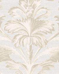 Tangler Light Grey Brilliant Damask Wallpaper by