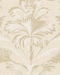 Tangler Silver Brilliant Damask Wallpaper by
