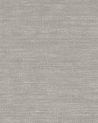 Shalene Charcoal Faux Silk Fabric Wallpaper by