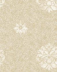 Meadow Beige Medallion Wallpaper by