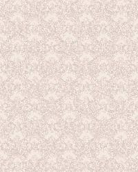 Nemo Purple Faux Fishscale Texture Wallpaper by