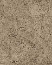 Paleo Brown Faux Fossil Texture Wallpaper by