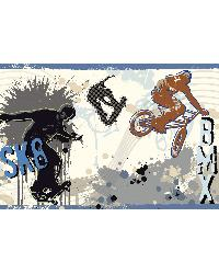 Shane Black Extreme Sports Portrait Border  by
