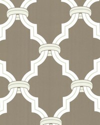 Byrne Pewter Ironwork by  Brewster Wallcovering