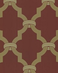 Byrne Cherry Ironwork by  Brewster Wallcovering