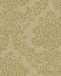 Rice Ale Meridian Damask Wallpaper by