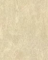 Priscilla Brown Faux Wood grain Wallpaper by