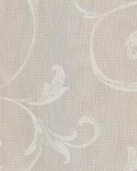 Gibby Grey Leafy Scroll Wallpaper by