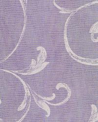 Gibby Purple Leafy Scroll Wallpaper by