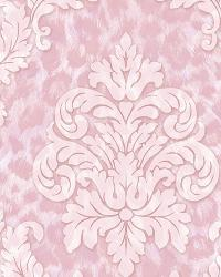 Gabriella Purple Ogge Busy Toss Wallpaper by