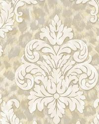 Gabriella Yellow Ogge Busy Toss Wallpaper by