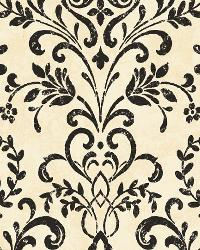 Neutral Country Damask by