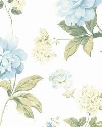 Blue Peony by