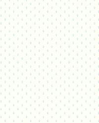 Off-White Ditty Dot by  Brewster Wallcovering