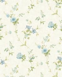 Beige Tiger Lily Trail by  Brewster Wallcovering