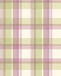 Lavender Sunny Plaid by