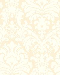 Neutral Simple Damask by